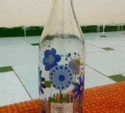 زجاجة للمياه ايطالي