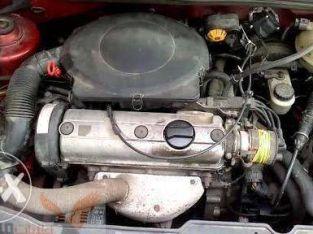 موتور فولكس بولو 95 , 1300 cc