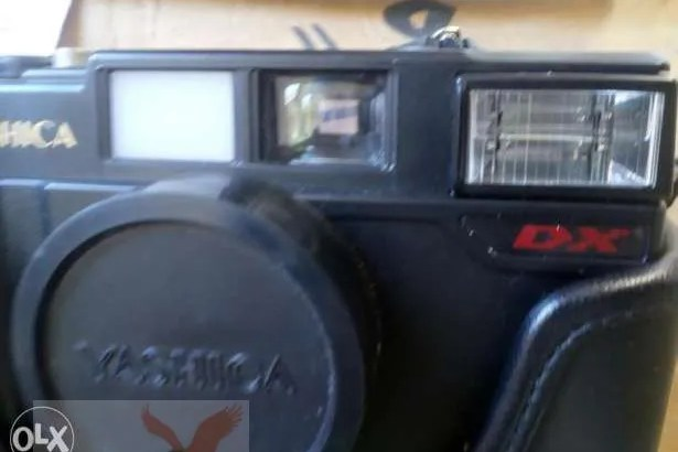 كاميرا فيلم ياشيكا