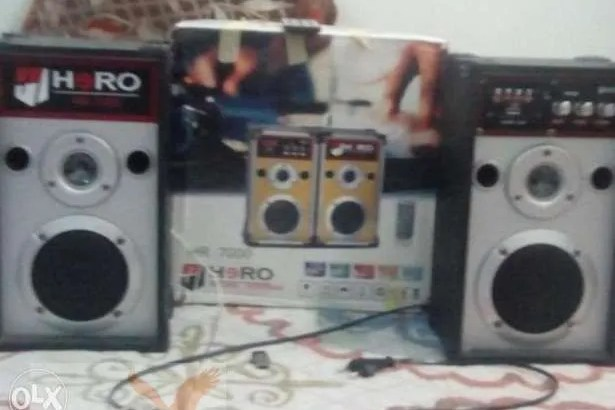 Hero mb3 sund system