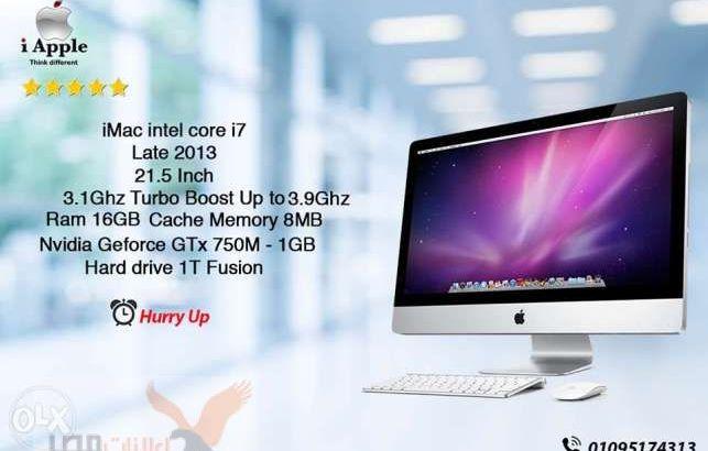 Apple imac i7