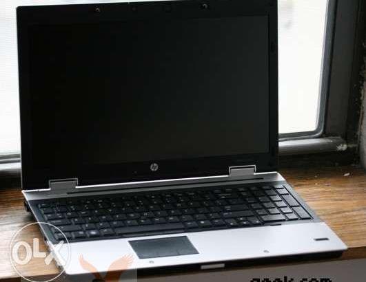 HP ELITEBOOK CORE I5 رمات 4 جيجا هارد :500 nvidia 5100m/استيراد فبريكه