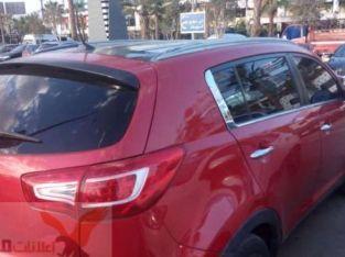 سيارة كيا سبورتاج للبيع