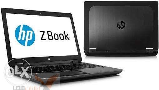 Hp Zbook 15 للبيع