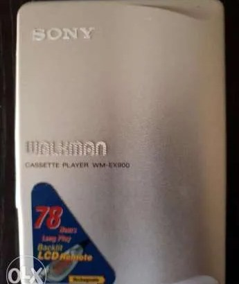 Sony Walkman WM-EX 900