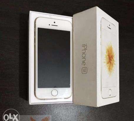 Iphone se 16G rose gold للبيع