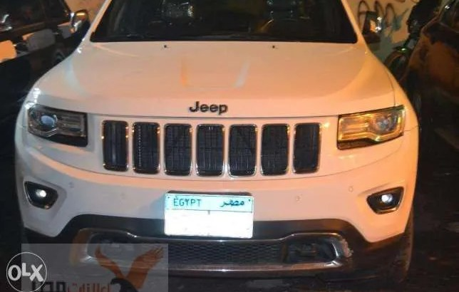 Jeep Grand Cherokee 2016 للبيع