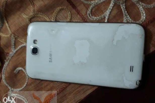 Samsung not 2 للبيع