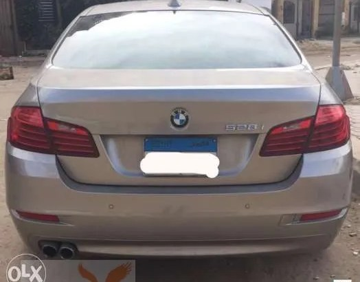 BMW 528i 2016 للبيع