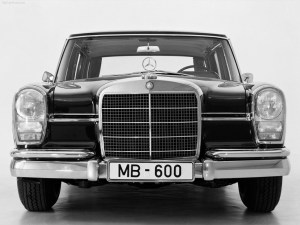 Old Benz