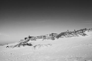 Dune course en descente (1)