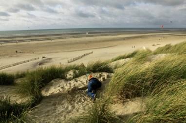 Dune - Pâtés de sable