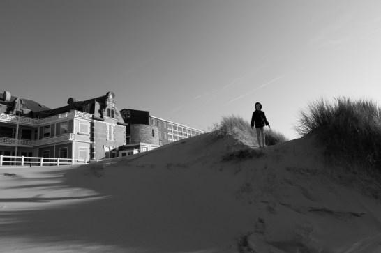 Dune Tom devant Calot