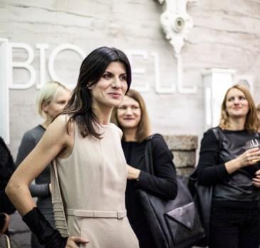 Inspiruojantis Biocell vakaras moterims