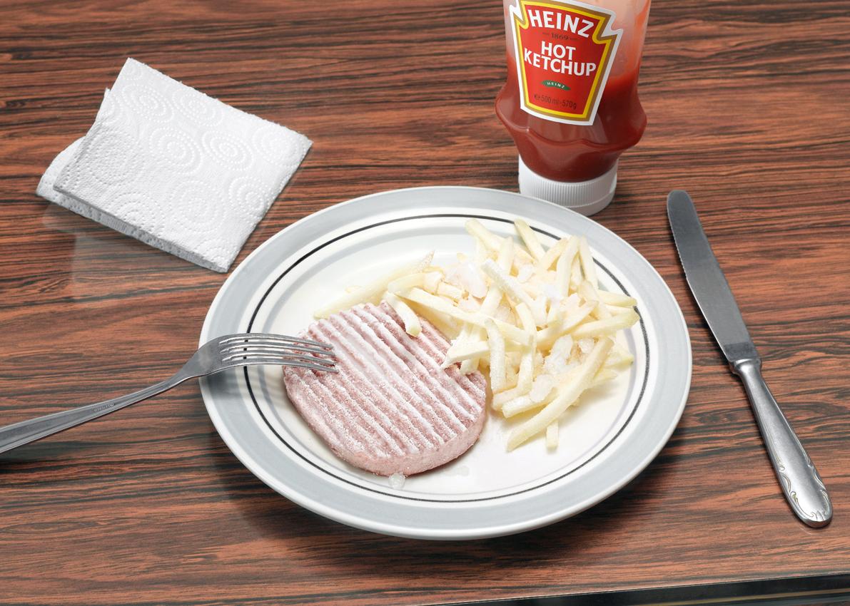 Heinz Hot Fries
