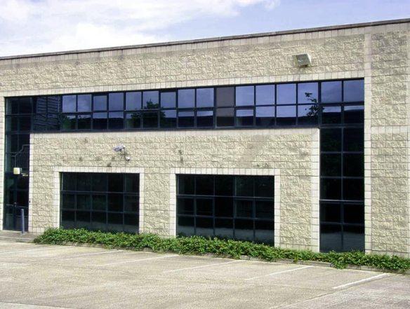 FRibbon glazing, AMS TS66