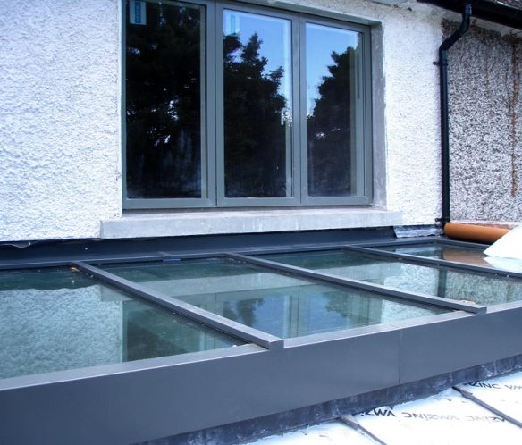 Bespoke Domestic Rooflights