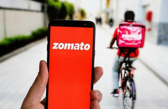Zomato rider earning