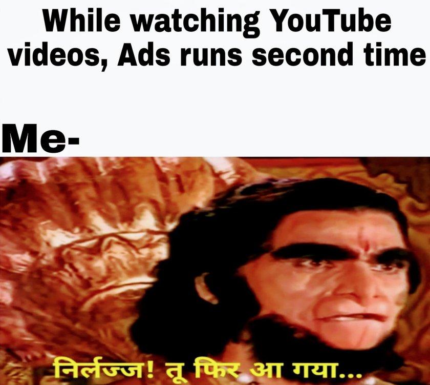 Hindi Drama Memes