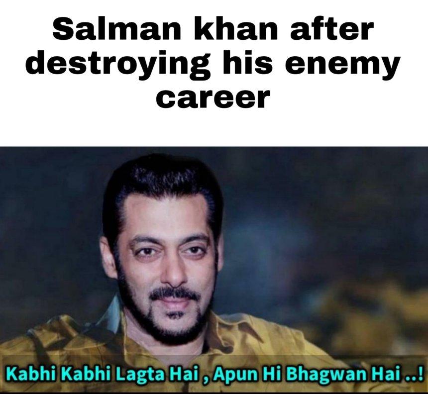 Salman Khan memes