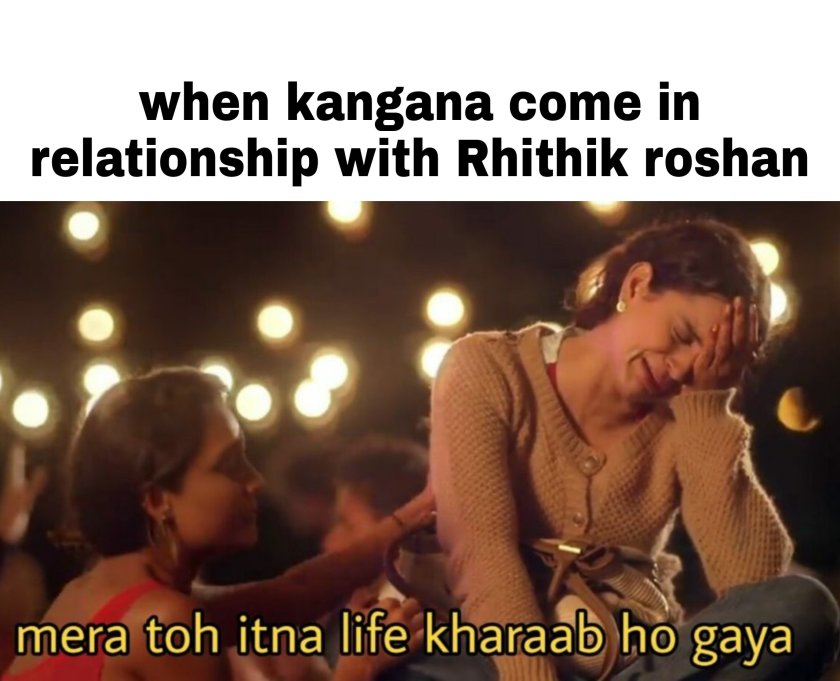 Bollywood actress memes