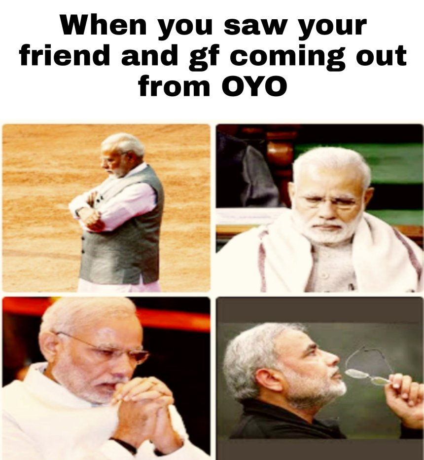 OYO memes Hindi