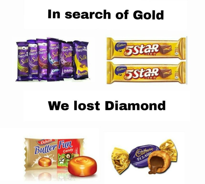 In search of Gold memes