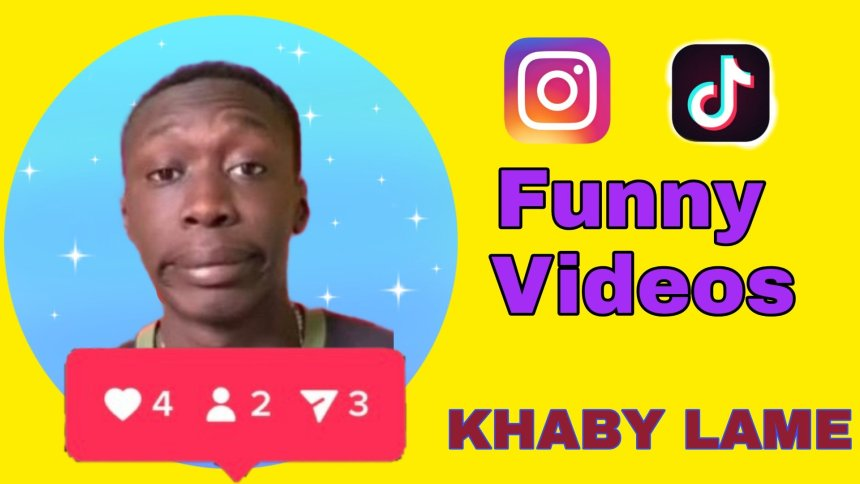 Khaby Lame Funny videos