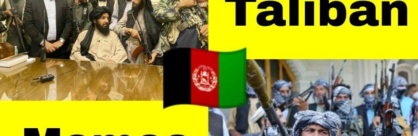 Afghanistan Taliban memes