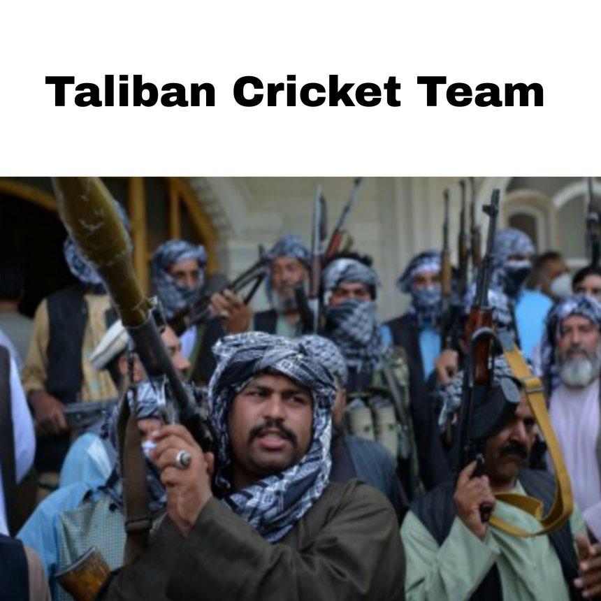 Taliban cricket team memes