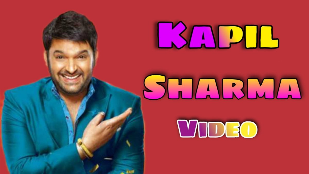 Watch funny Kapil Sharma videos