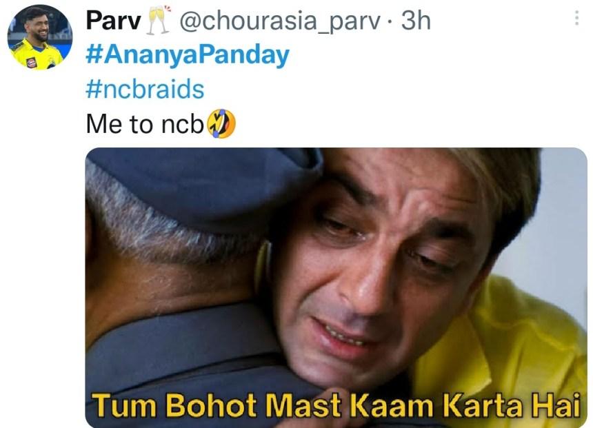 Mumbai NCB memes