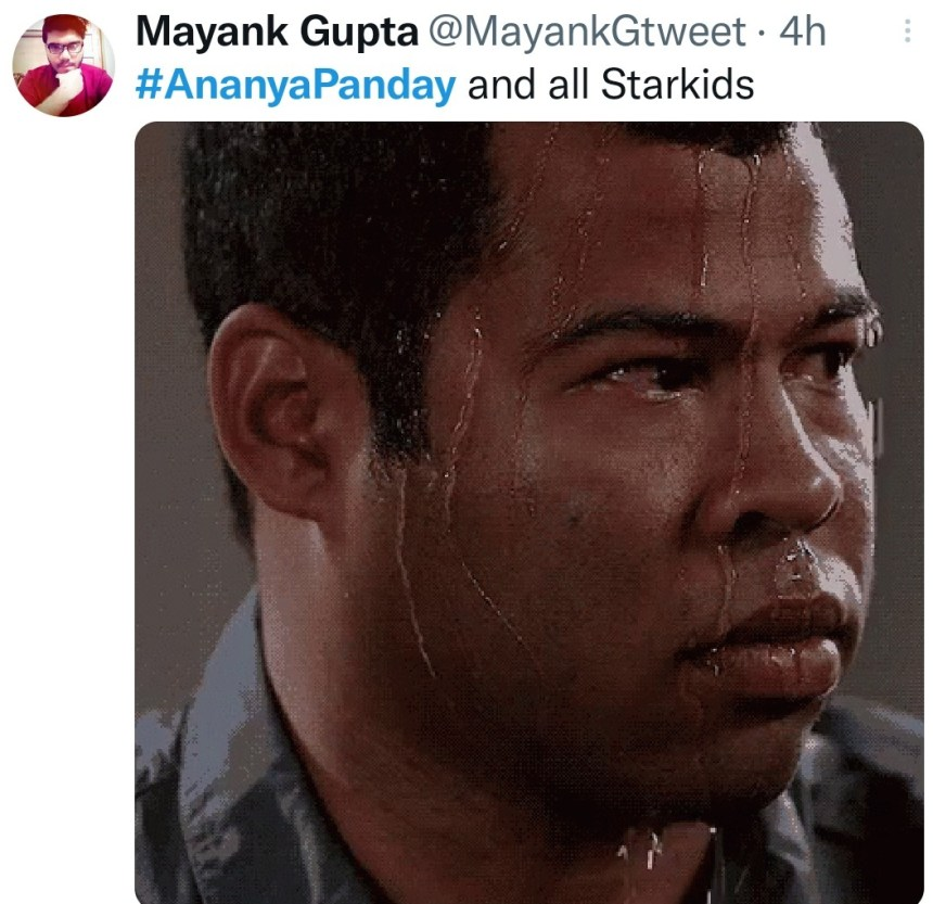 Bollywood star kid memes