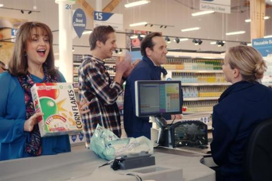tesco adverts