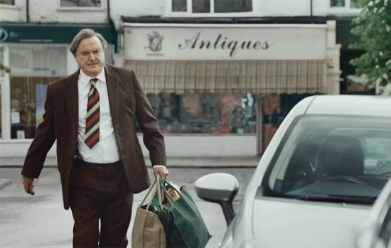 john cleese specsavers advert