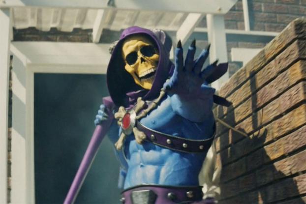 Skeletor Moneysupermarket Advert