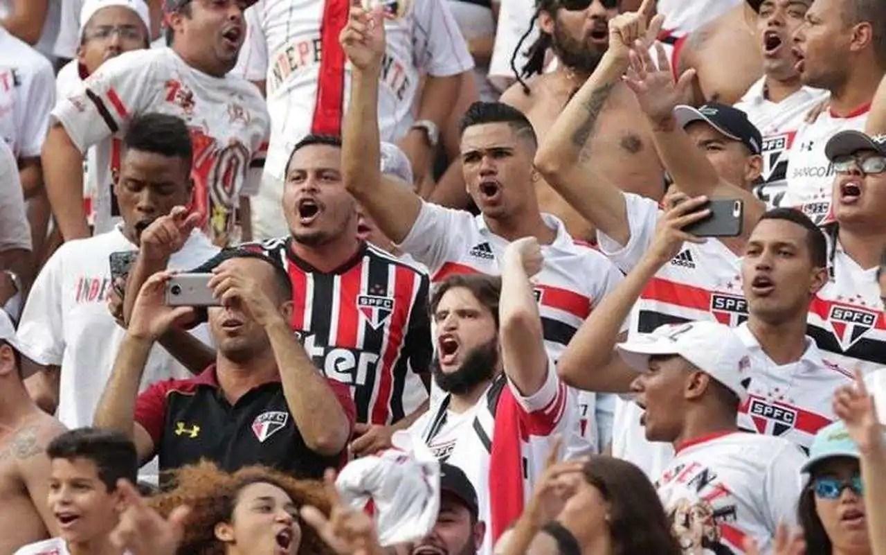 São Paulo x Cuiabá