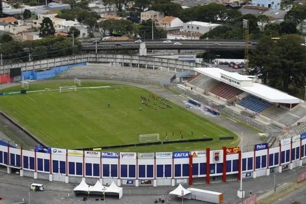 Paraná Clube x Operário