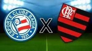 Bahia x Flamengo