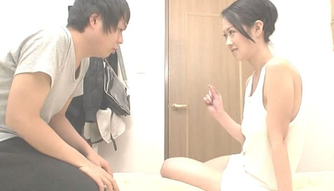 「じゃあ、ちょっとだけだよ、ホントにちょっとね」と約束する菅野さゆき
