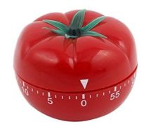 Adult ADHD Distractions tomato kitchen timer