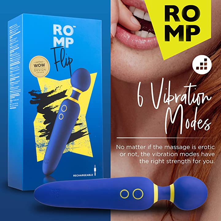 ROMP Flip Wand, Sex Toy Review