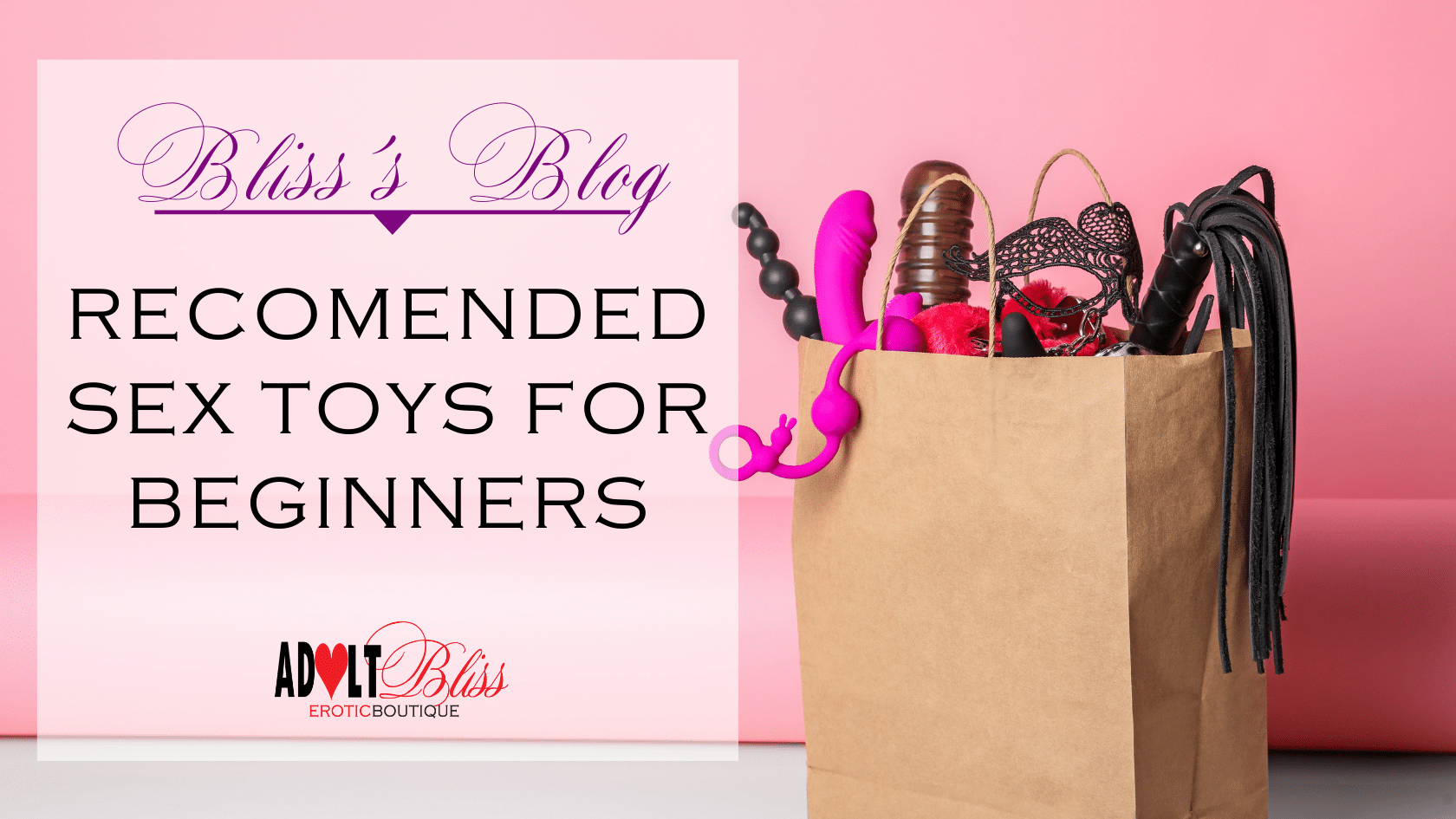Sex Toys For Beginners