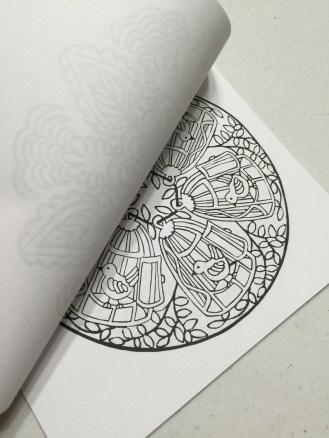 50 Shades of Fun: Coloring Animal, Flower, & Pattern Mandalas by Pamela Thompson