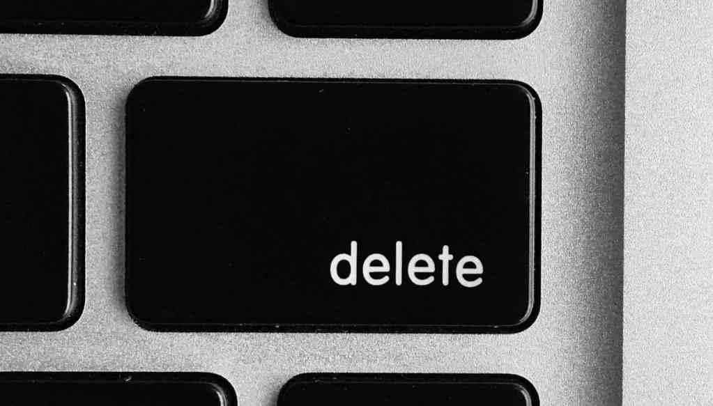 delete porn