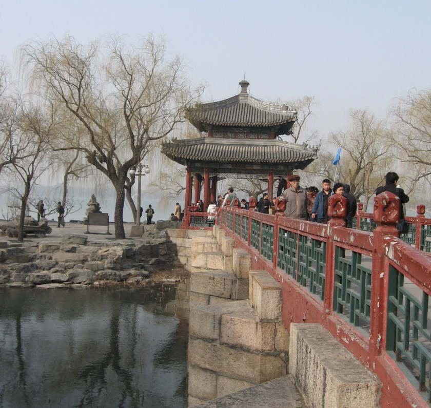 Summer Palace Bridge, Beijing (China)