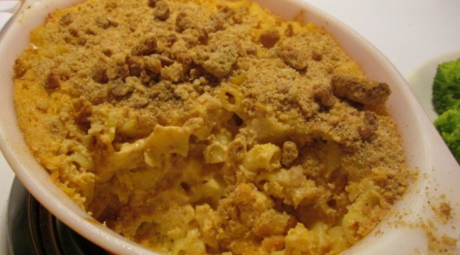 Gluten and Dairy Free Mac and Cheese