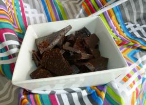 Chocolate Cinnamon Hard Candy