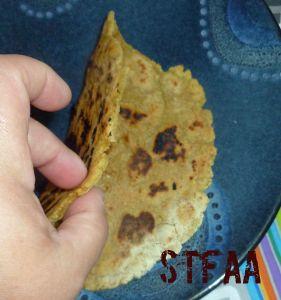 Pliable tortilla! Yay!