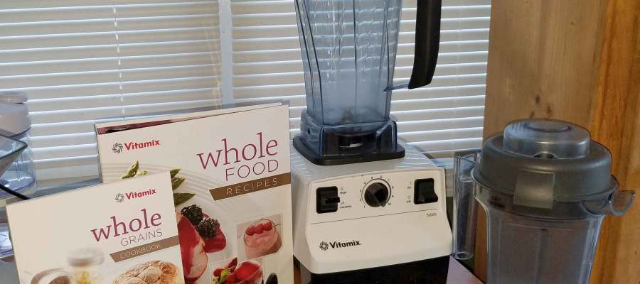 My Vitamix